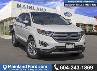 New 2018 Ford Edge SEL for sale in Surrey, BC