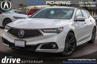 Used 2018 Acura TLX Elite A-Spec for sale in Pickering, ON