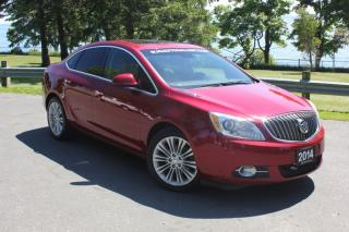 Used 2014 Buick Verano 4dr Sdn Convenience 1 for sale in Oshawa, ON