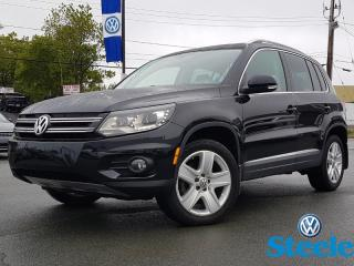 Used 2016 Volkswagen Tiguan Comfortline - Low mileage, One owner, Off lease, Certified for sale in Dartmouth, NS