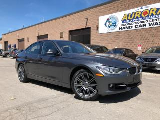 Used 2014 BMW 3 Series 328i xDrive - NAVIGATION - LEATHER - SPORTS PACKAG for sale in Aurora, ON