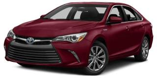 Used 2015 Toyota Camry HYBRID SE for sale in Brampton, ON