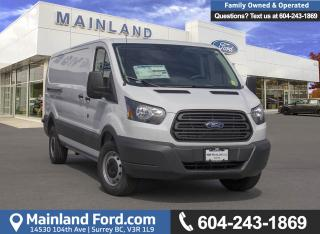 New 2018 Ford TRANSIT-250 Base for sale in Surrey, BC