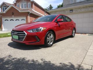 Used 2017 Hyundai Elantra GL for sale in Richmond Hill, ON