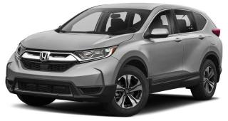 New 2018 Honda CR-V LX AWD for sale in Pickering, ON