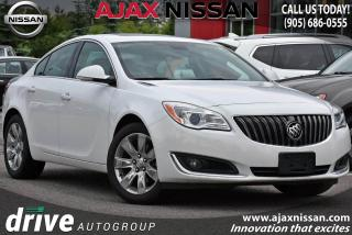 Used 2017 Buick Regal Premium I for sale in Ajax, ON