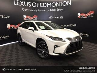 New 2018 Lexus RX 450h L STANDARD PACKAGE for sale in Edmonton, AB
