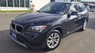 Used 2013 BMW X1 28i, X Drive, Panoramic Roof, Leather for sale in Scarborough, ON