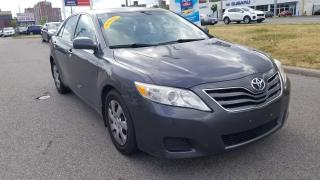 Used 2011 Toyota Camry LE, Only 102,000 km for sale in Scarborough, ON
