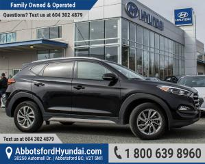 Used 2017 Hyundai Tucson Premium BC OWNED & ACCIDENT FREE for sale in Abbotsford, BC