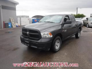 Used 2017 RAM 1500 ST CREW CAB SWB 4WD 5.7L for sale in Calgary, AB