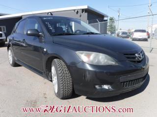 Used 2007 Mazda MAZDA3  4D HATCHBACK for sale in Calgary, AB