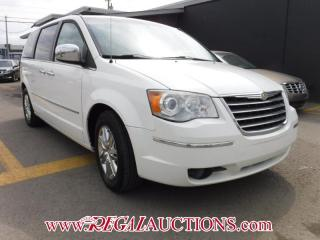 Used 2008 Chrysler TOWN & COUNTRY  WAGON for sale in Calgary, AB