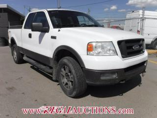 Used 2005 Ford F150  SUPERCAB for sale in Calgary, AB