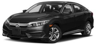 New 2018 Honda Civic Sedan LX CVT for sale in Scarborough, ON
