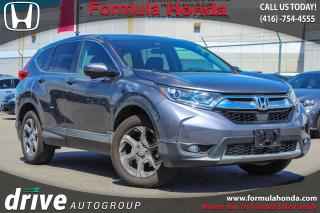 Used 2018 Honda CR-V EX for sale in Scarborough, ON