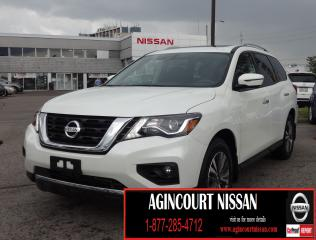 Used 2018 Nissan Pathfinder SL Premium  NAVI BLIND SPOT LEATHER 360 CAMERA  for sale in Scarborough, ON