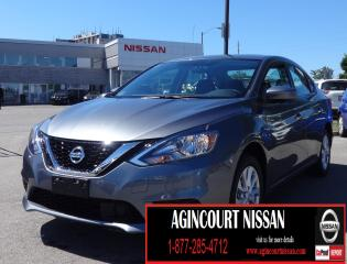 Used 2018 Nissan Sentra 1.8 SV ALLOYS|BACKUP CAMERA|BLUETOOTH|SUNROOF| for sale in Scarborough, ON