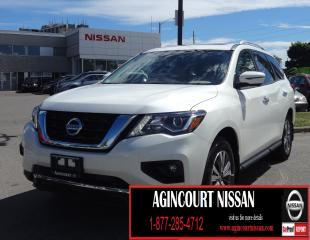 Used 2018 Nissan Pathfinder SL Premium |NAVI|BLIND SPOT|LEATHER|360 CAMERA| for sale in Scarborough, ON