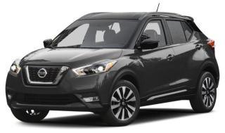 New 2018 Nissan Kicks SR CVT for sale in Whitby, ON