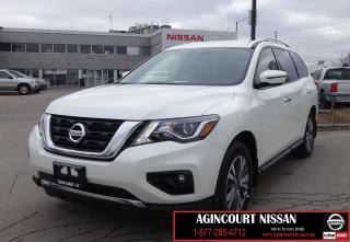 Used 2018 Nissan Pathfinder SV Tech |NAVIGATION|BLIND SPOT|BACK UP CAMERA|HEATED SEATS for sale in Scarborough, ON