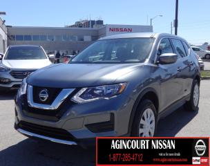 Used 2018 Nissan Rogue AWD|HEATED SEATS|FORWARD EMERGENCY BREAKING|BLIND SPOT| for sale in Scarborough, ON