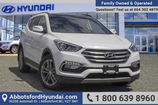 New 2018 Hyundai Santa Fe Sport 2.0T SE for sale in Abbotsford, BC