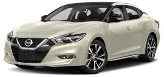 New 2018 Nissan Maxima Platinum CVT for sale in Whitby, ON