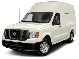 New 2018 Nissan NV 2500 Cargo S V6 High Roof for sale in Ajax, ON