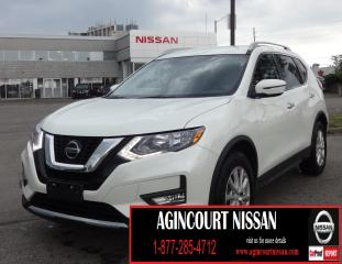 Used 2018 Nissan Rogue SV FWD|BACKUP CAMERA|BLIND SPOT|FORWARD EMERGENCY BREAKING| for sale in Scarborough, ON