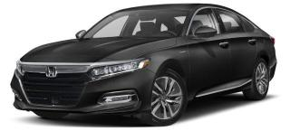 New 2018 Honda Accord Hybrid Sedan Touring CVT for sale in Scarborough, ON