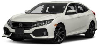 New 2018 Honda Civic Hatchback Sport 6MT for sale in Pickering, ON