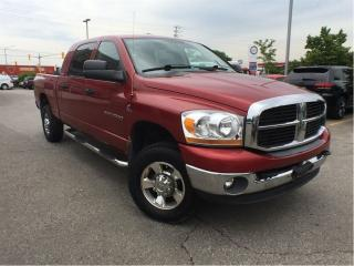 Used 2006 Dodge Ram 2500 *5.9L CUMMINS DIESEL*AUTO TRANS*MEGA CAB*4X4 for sale in Mississauga, ON