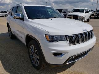 Used 2018 Jeep Grand Cherokee Limited | Remote Start | Heated Seats | Sunroof | for sale in Edmonton, AB
