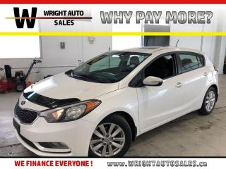 Used 2015 Kia Forte5 LX+|SUNROOF|BLUETOOTH|32,571 KMS for sale in Cambridge, ON