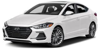 New 2018 Hyundai Elantra Sport Tech - DCT for sale in Ajax, ON
