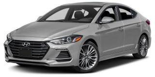 New 2018 Hyundai Elantra Sport - DCT for sale in Ajax, ON