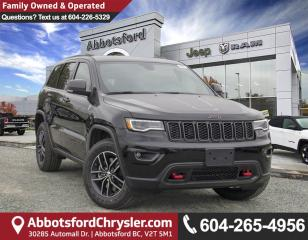 New 2018 Jeep Grand Cherokee Trailhawk for sale in Abbotsford, BC