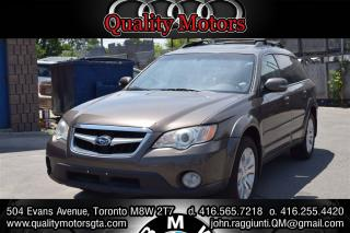 Used 2009 Subaru Outback 3.6R for sale in Etobicoke, ON