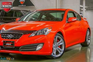 Used 2012 Hyundai Genesis Coupe 3.8 GT Navigation for sale in Oakville, ON