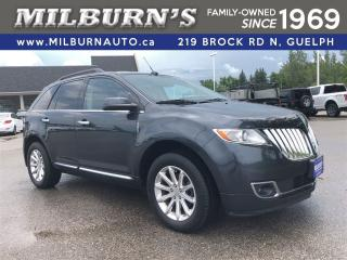 Used 2013 Lincoln MKX AWD for sale in Guelph, ON