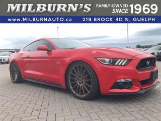Used 2015 Ford Mustang GT for sale in Guelph, ON
