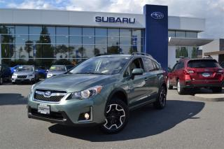 Used 2016 Subaru XV Crosstrek Touring Package - No Accidents for sale in Port Coquitlam, BC