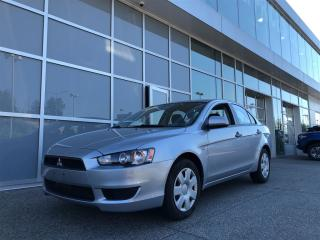 Used 2009 Mitsubishi Lancer DE/NO ACCIDENT CLAIMS-LOCAL BC CAR for sale in Surrey, BC
