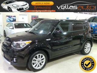 Used 2018 Kia Soul EX| R/CAMERA| HEATED SEATS| BLUTOOTH| for sale in Woodbridge, ON