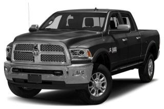 New 2018 RAM 3500 Longhorn for sale in Surrey, BC