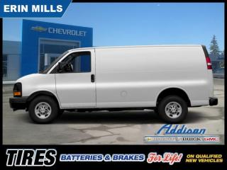 Used 2017 Chevrolet Express Cargo Van WT  -  Power Windows for sale in Mississauga, ON