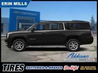 Used 2016 GMC Yukon XL SLE  8 Passenger 4WD Intellilink Bluetooth for sale in Mississauga, ON