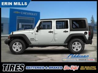 Used 2015 Jeep Wrangler Unlimited Sahara  Two Tops 4wd Navi Auto for sale in Mississauga, ON