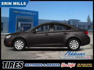 Used 2014 Chevrolet Cruze 1LT  - Bluetooth -  OnStar for sale in Mississauga, ON